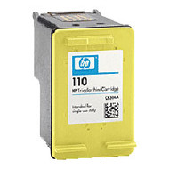 Remanufactured HP CB304AN (HP 110) Tri Color Ink Cartridge