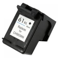 Remanufactured HP CH563WN (HP 61XL) High Yield Black Ink Cartridge