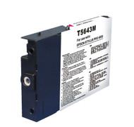 Compatible Epson T564300 (T5643) Magenta Pigment Ink Cartridge