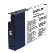 Compatible Epson T564700 (T5647) Light Black Pigment Ink Cartridge