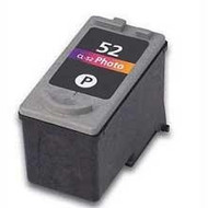 Remanufactured Canon CL52 High Capacity Color Ink Cartridge