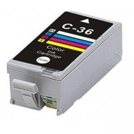 Compatible Canon CLI36 Color Ink Cartridge