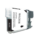 Compatible Brother LC65HYBK High Yield Black Ink Cartridge