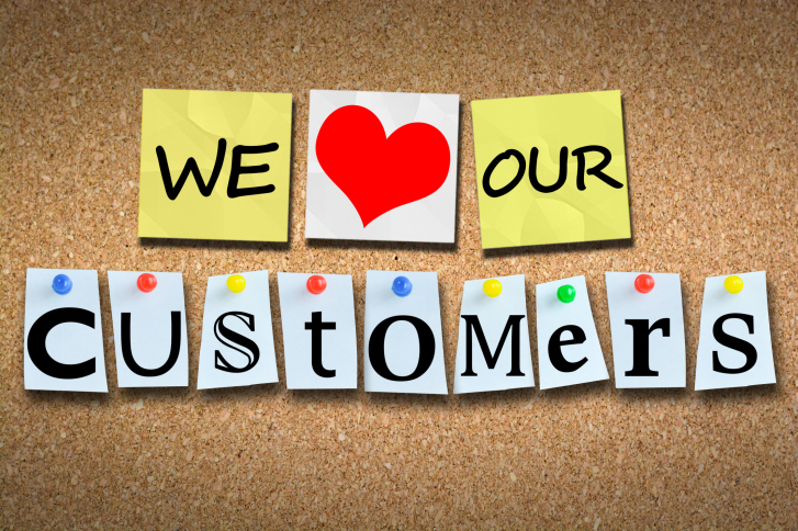 Image result for customer appreciation pics