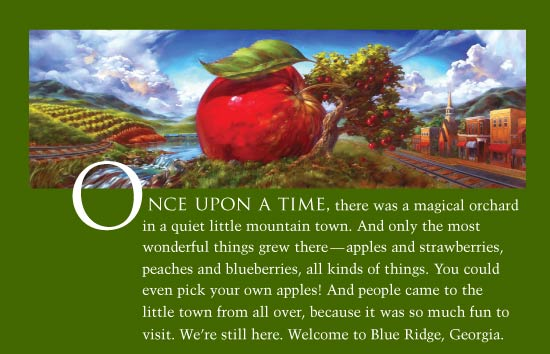 Mercier Orchards - Once Upon a Time in Blue Ridge GA