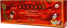 oral liquid of cordyceps royal jelly