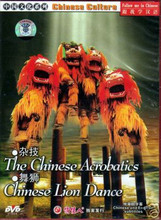 Follow me in Chinese Chinese Acrobatics Chinese Lion Dance