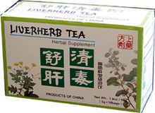 liver herb tea