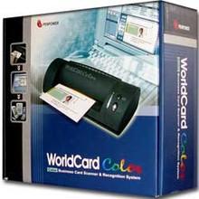 World Card Color Scanner