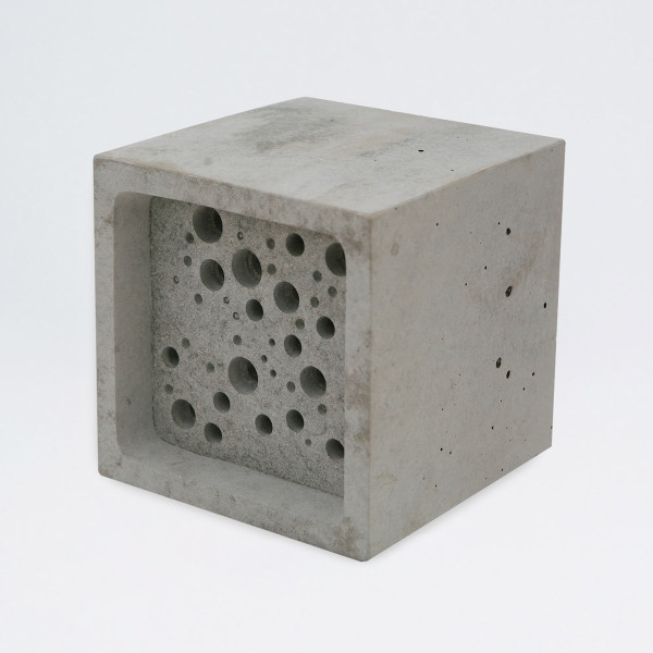 Large Bee Block by Green&Blue at Of Cabbages and Kings