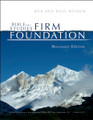 Now,  Bible Studies for a Firm Foundation is available in a Messianic Version for Messianic congregations.