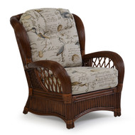 Island Way Rattan Lounge Chair