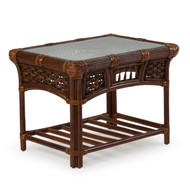Island Way Rattan End Table