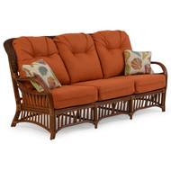Islamorada Rattan High Back Sofa