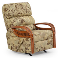 Boca Bay Rattan Rocker Recliner