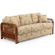 Islamorada Sofa Pecan Glaze