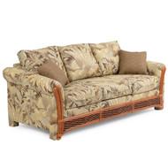 Boca Bay Rattan Sleeper Sofa