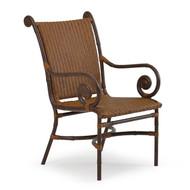 Tahiti Outdoor Wicker Dining Arm Chair