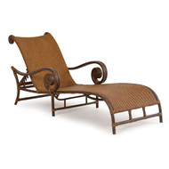 Tahiti Outdoor Wicker Chaise Lounge