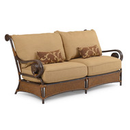 Tahiti Outdoor Wicker Sofa