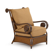 Tahiti Outdoor Wicker Club Chair