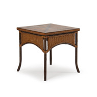 Tahiti Outdoor Wicker End Table