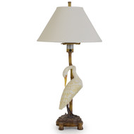 Egret Outdoor Table Lamp