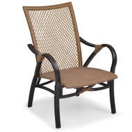 Empire Outdoor Wicker Club Chair Cork