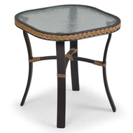 Empire Outdoor Wicker End Table