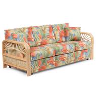 Islamorada Tight Back Queen Sleeper Sofa Natural
