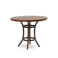 "Tahiti Outdoor Wicker 36"" Round Counter Table"