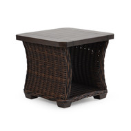 Maldives Outdoor Wicker End Table
