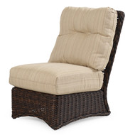Maldives Outdoor Wicker Armless Chair