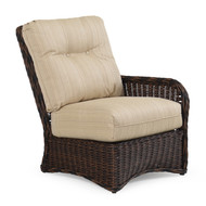 Maldives Outdoor Wicker Right Facing Arm Chair