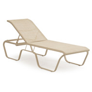 Cay Sal Armless Chaise Lounge