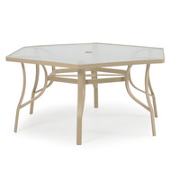 Cay Sal Hexagon Dining Table