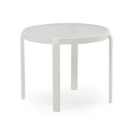 Cay Sal Patio Table White