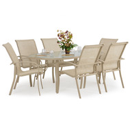 Cay Sal 7 PC Dining Set