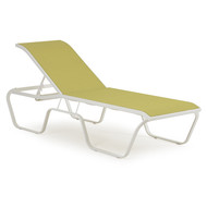 Cay Sal Armless Chaise Lounge Avocado