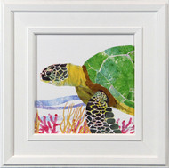 Sea Turtle Color Blocking