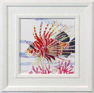 Lion Fish Color Blocking