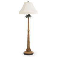 Palm Tree Indoor Floor Lamp