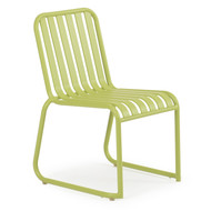 Beach Club Stackable Chair Apple