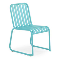 Beach Club Stackable Chair Turquoise