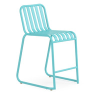 Beach Club Counter Stool Turquoise