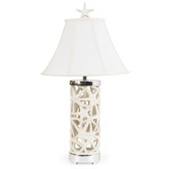 Overlapping Starfish Table Lamp