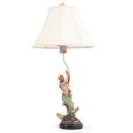 Mermaid Table Lamp