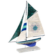 Corfu Sailboat