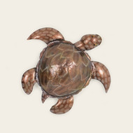 Small Wooden Turtle Wall Hanging