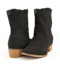 Vegetarian Shoes Thelma vegan Western-style boot